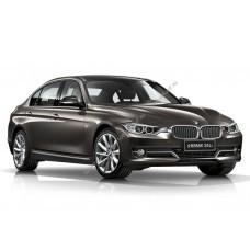 Силиконовая тонировка на статике для BMW 3 F30 кузов 2012-2015