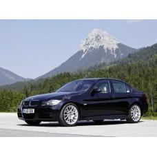 Силиконовая тонировка на статике для BMW 3 E90 кузов 2005-2011
