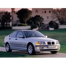 Силиконовая тонировка на статике для BMW 3 E46 кузов 1998-2006