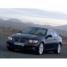 Силиконовая тонировка на статике для BMW 3 купе, 5 поколение, E90/E92 (09.2006 - 2014)