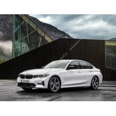 Силиконовая тонировка на статике для BMW 3-Series 7 поколение, G20 (10.2018 - н.в.)