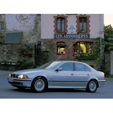 Силиконовая тонировка на статике для BMW 5 Е39 1995-2004