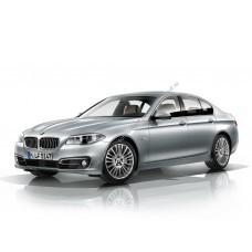 Силиконовая тонировка на статике для BMW 5 F10 2009-2017