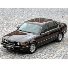 Силиконовая тонировка на статике для BMW 7 2 поколение E32 (09.1986 - 05.1994)