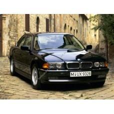 Силиконовая тонировка на статике для BMW 7 3 поколение E38 (06.1994 - 2001)