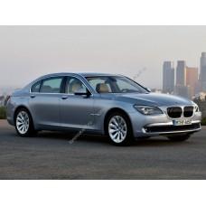 Силиконовая тонировка на статике для BMW 7 F01 F02 F04 5 поколение 2008-2015