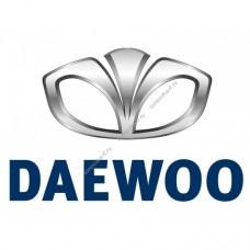 Гибридная жесткая съемная тонировка для Daewoo