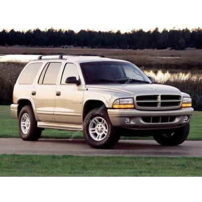 Купить силиконовую тонировку на статике для Dodge Durango / Dakota 1997-2003 можно в магазине Тонировка-РФ.ру