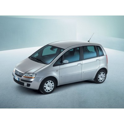 Купить силиконовую тонировку на статике для Fiat Idea 2003 – 2016 можно в магазине Тонировка-РФ.ру