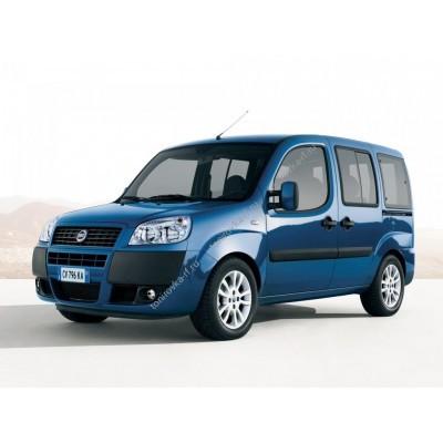 Купить силиконовую тонировку на статике для Fiat Doblo 1 поколение, 223 2001 - 2009 можно в магазине Тонировка-РФ.ру
