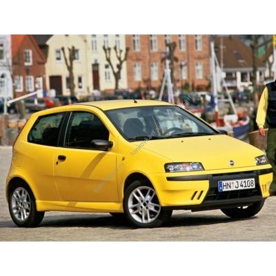Купить силиконовую тонировку на статике для Fiat Punto хэтчбек 3 дв., 2 пок. можно в магазине Тонировка-РФ.ру
