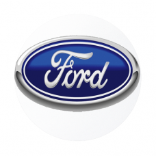 Гибридная жесткая съемная тонировка для Ford