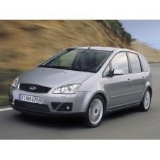 Силиконовая тонировка на статике для Ford C-MAX 2003-2007