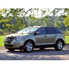 Силиконовая тонировка на статике для Ford Edge 1 поколение (12.2013 - 04.2015)