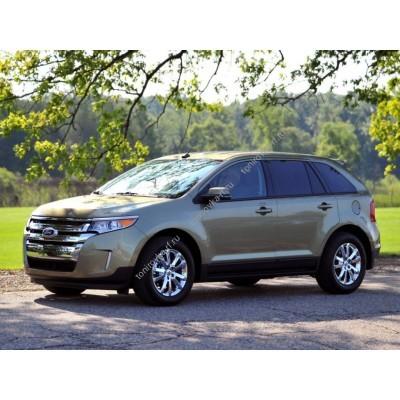Купить силиконовую тонировку на статике для Ford Edge 2013-2015 можно в магазине Тонировка-РФ.ру
