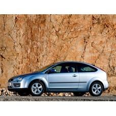 Силиконовая тонировка на статике для Ford Focus 2 3d 2004-2011
