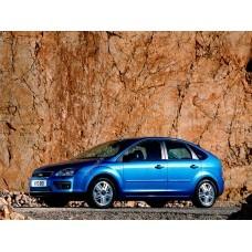 Силиконовая тонировка на статике для Ford Focus 2 5d 2004-2011