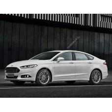 Силиконовая тонировка на статике для Ford Mondeo 5 2014-н.в.
