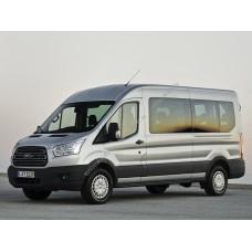 Силиконовая тонировка на статике для Ford Transit минивэн, 7 поколение (03.2014 - н.в.)