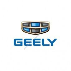Съемная силиконовая тонировка для Geely
