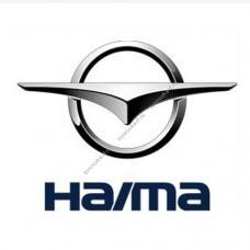 Гибридная жесткая съемная тонировка для Haima