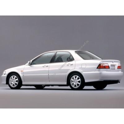 Купить силиконовую тонировку на статике для Honda Accord 6 CF 1997-2002 можно в магазине Тонировка-РФ.ру