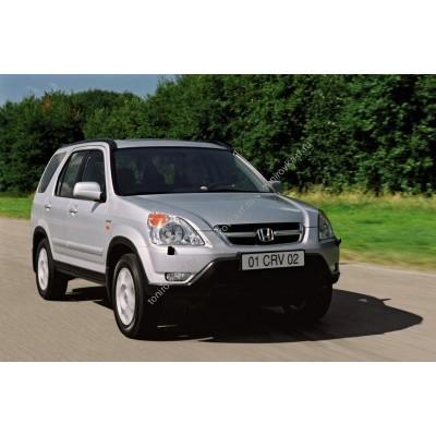 Купить силиконовую тонировку на статике для Honda CR-V 2 поколение, RD (09.2001 - 2006) можно в магазине Тонировка-РФ.ру