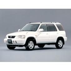 Силиконовая тонировка на статике для Honda CR-V 1995-2002
