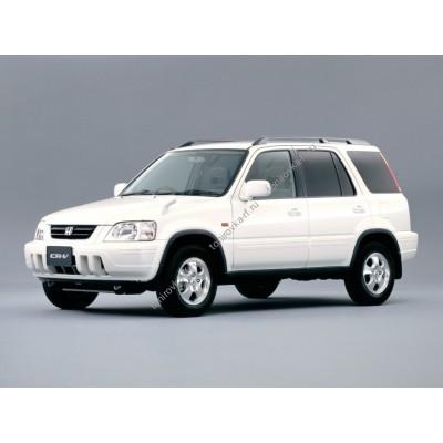 Купить силиконовую тонировку на статике для Honda CR-V 1 поколение, RD (10.1995 - 2002) можно в магазине Тонировка-РФ.ру