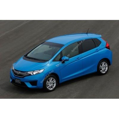 Купить силиконовую тонировку на статике для Honda Fit 3 поколение, GP, GK (08.2013 - н.в.) можно в магазине Тонировка-РФ.ру