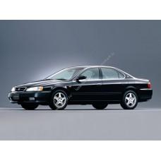 Силиконовая тонировка на статике для Honda Inspire (Saber) 1998-2003