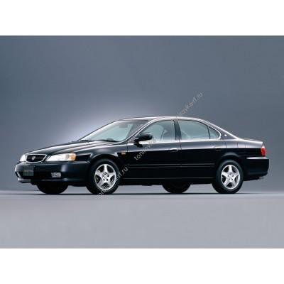 Купить силиконовую тонировку на статике для Honda Inspire 1998-2003 можно в магазине Тонировка-РФ.ру
