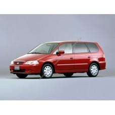 Силиконовая тонировка на статике для Honda Odyssey 1999-2003