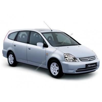 Купить силиконовую тонировку на статике для Honda Stream 2000-2006 можно в магазине Тонировка-РФ.ру