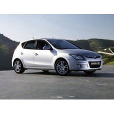 Силиконовая тонировка на статике для Hyundai i30 2007-2011