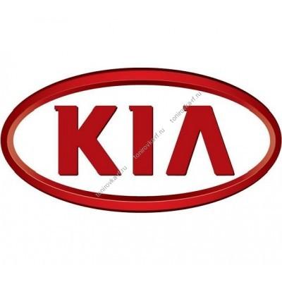 Гибридная жесткая съемная тонировка для Kia