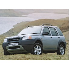Силиконовая тонировка на статике для Land Rover Freelander L314 1998-2006