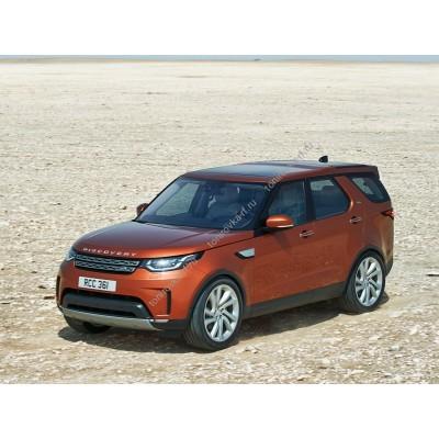 Купить силиконовую тонировку на статике для Land Rover Discovery 5 поколение L462  2016-2020 можно в магазине Тонировка-РФ.ру
