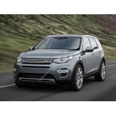 Силиконовая тонировка на статике для Land Rover Discovery Sport 1 поколение, L550 (10.2014 - 2020)