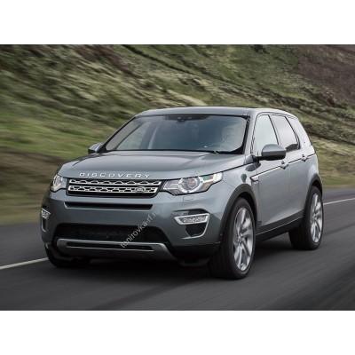 Купить силиконовую тонировку на статике для Land Rover Discovery Sport 1 поколение, L550 (10.2014 - 2020) можно в магазине Тонировка-РФ.ру