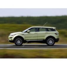 Силиконовая тонировка на статике для Land Rover Range Rover Evoque 1 поколение, L538 (10.2011 - 2018)