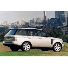 Силиконовая тонировка на статике для Land Rover Range Rover 2002-2012 3 поколение L322