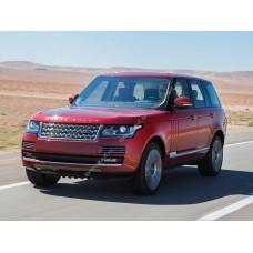 Силиконовая тонировка на статике для Land Rover Range Rover 4 поколение, L405 (09.2012 - нв)