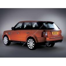 Силиконовая тонировка на статике для Land Rover Range Rover Sport 1 поколение L320 (2005-2013)