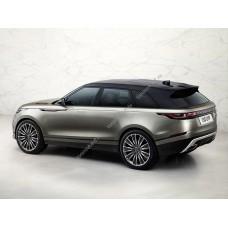 Силиконовая тонировка на статике для Land Rover Range Rover Velar 1 поколение, L560 (03.2017 - н.в.)