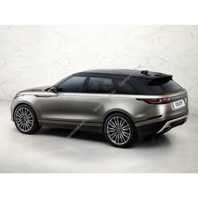 Купить силиконовую тонировку на статике для Land Rover Range Rover Velar 1 поколение, L560 (03.2017 - н.в.) можно в магазине Тонировка-РФ.ру