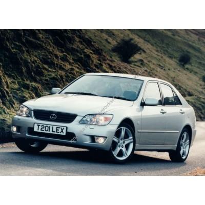 Купить силиконовую тонировку на статике для Lexus IS 200 1998-2005 можно в магазине Тонировка-РФ.ру