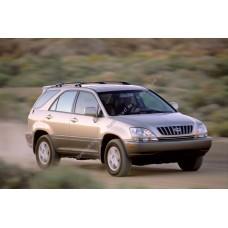 Силиконовая тонировка на статике для Lexus RX I rx 300 (1997 - 2003)