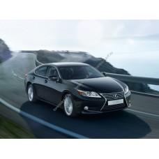 Силиконовая тонировка на статике для Lexus ES250 седан, 6 поколение, XV60 (04.2012 - 2018)