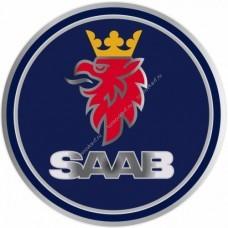 Каркасные автошторки на Saab